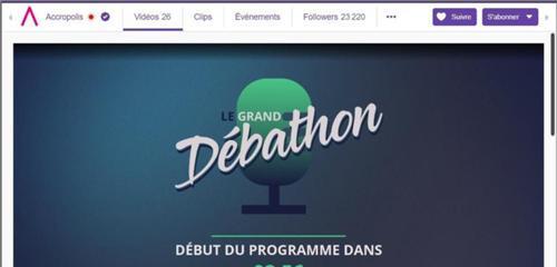 Edouard Philippe et ses neuf ministres devaient-ils vraiment aller au Débathon ?