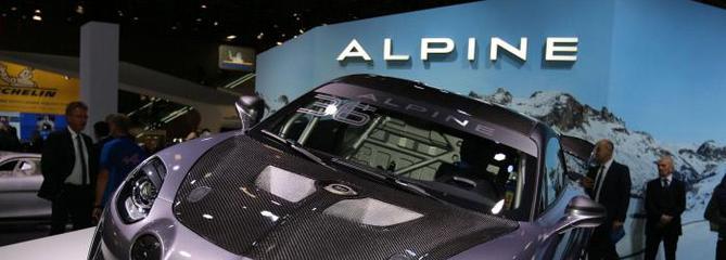 L'Alpine A110 renaît de ses cendres
