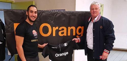 Du XV de France au sport pour tous, Orange IDF engagé dans la pratique du rugby