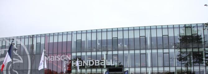 La Maison du Handball, nouveau fief du hand français (2/2)