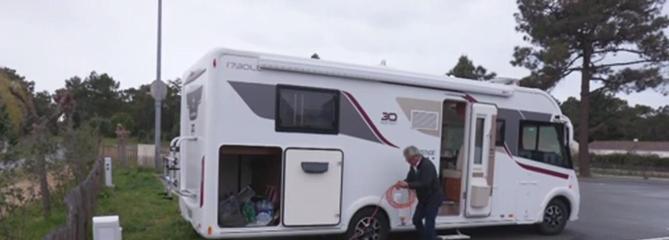 Capital : le nouveau business du stationnement des camping-cars