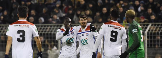 Le figaro actualit en direct et informations en continu - Coupe de france foot en direct ...