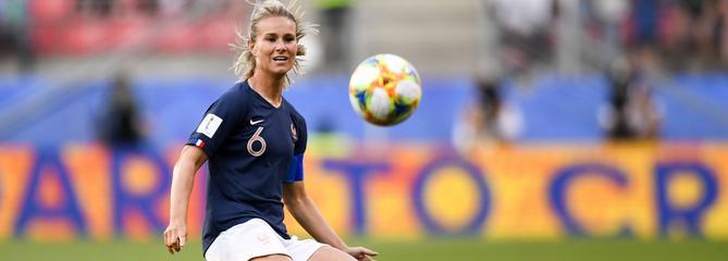 Coupe du monde féminine 2019 : France-Nigeria en direct