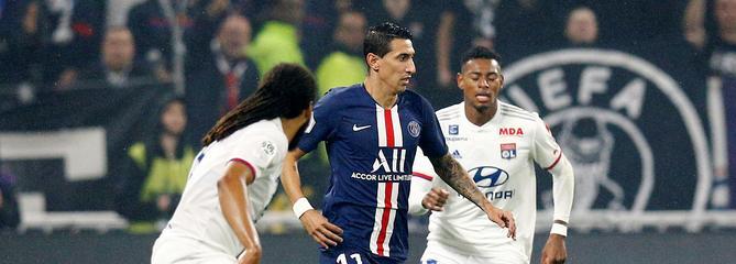 Ligue 1 : Lyon-Paris SG en direct