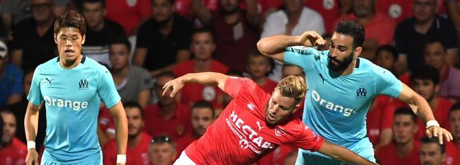 Ligue 1 : Nîmes-Marseille en direct
