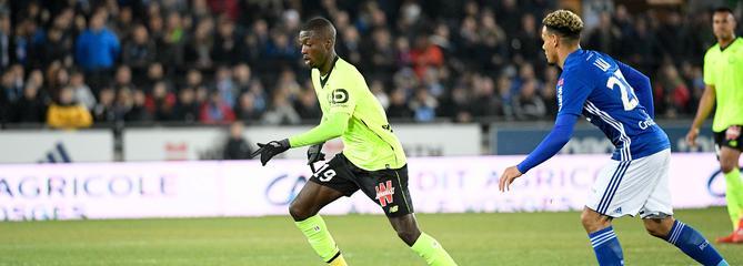 Ligue 1 : Strasbourg-Lille en direct