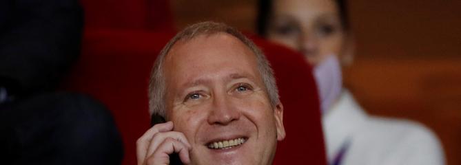 Vasilyev toucherait 10% sur les plus-values des transferts de Monaco