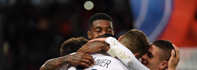 Ligue des champions : le PSG surclasse le Real Madrid