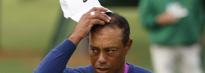«Mon objectif numéro 1 en ce moment : marcher tout seul», confie Tiger Woods