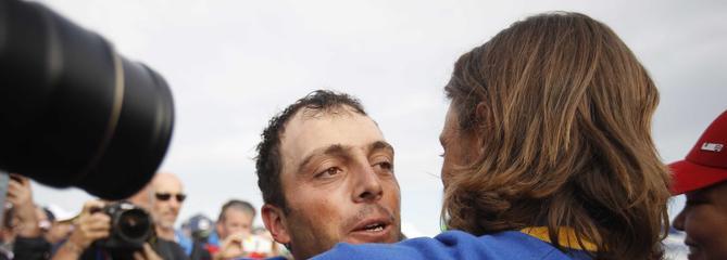 Molinari : «Une Ryder Cup, c'est tellement au-dessus des Majeurs»