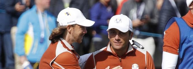 Ryder Cup 2018 : Francesco Molinari, appelez-le Maestro !