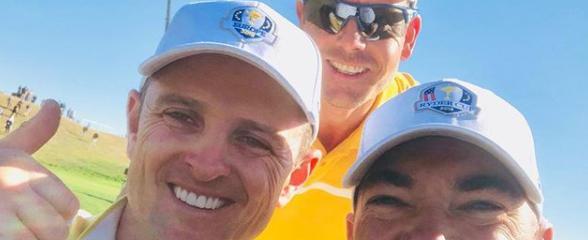 Ryder Cup 2018 : Grégory Havret, en pensant à Tiger Woods…