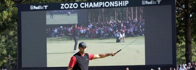 Tiger Woods, l'éternelle renaissance…