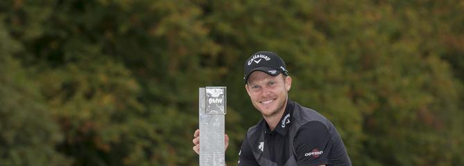 BMW PGA Championship : Danny Willett, le plus fort à Wentworth