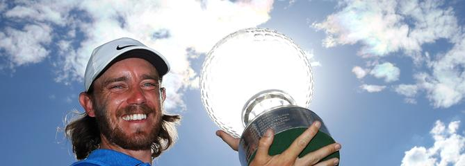 Nedbank Challenge: Tommy Fleetwood signe une victoire record en Rolex Series