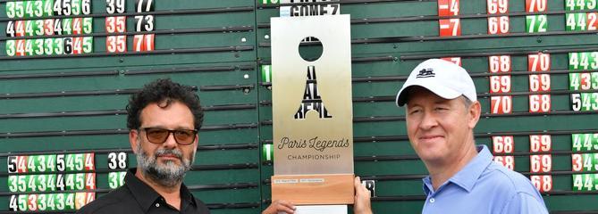 Paris Legends Championship : Gary Orr souffle la victoire à Jean-François Remésy
