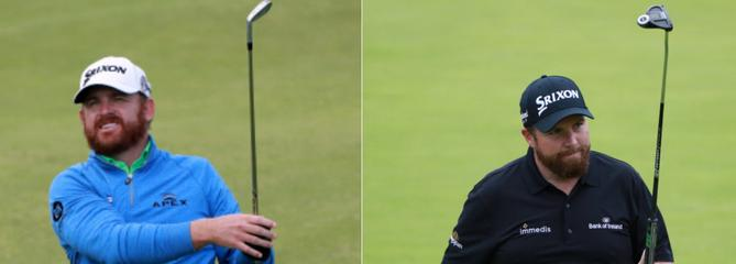 Open britannique : les « jumeaux » Holmes et Lowry devant, McIlroy et Woods out