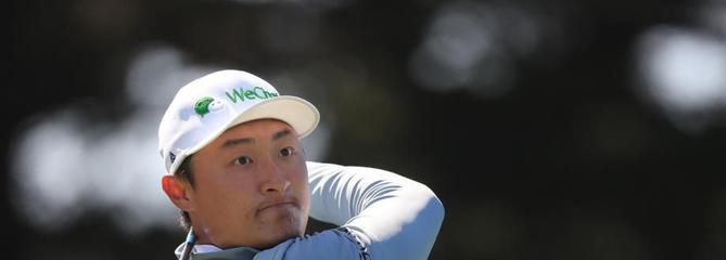 PGA Championship : le Chinois Haotong Li en tête. Lorenzo-Vera deuxième