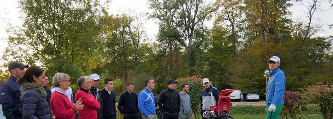 Finale de la Team Cup au Golf des Yvelines et au Golf National (78)