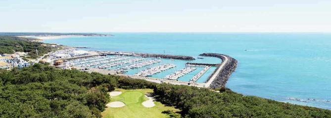 Open des Océans au Bourgenay Golf Club au profit de la SNSM