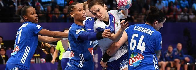 Handball féminin : les bleues championne d'Europe