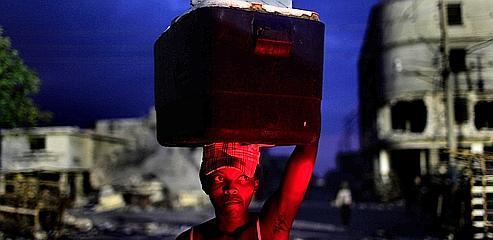 Le plan international pour reconstruire Haïti sur les rails