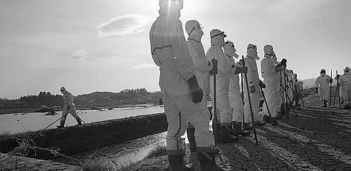 Japon : l'accident nucléaire au niveau de Tchernobyl
