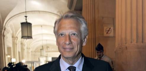 Clearstream: «relaxe franche» demandée pour Villepin