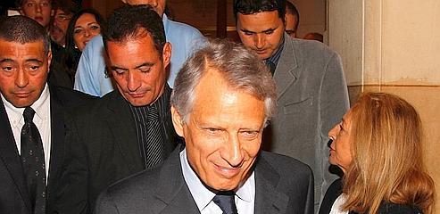 Clearstream : la cour d'appel confirme la relaxe de Villepin