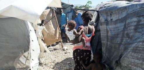Haïti dans le piège de l'aide internationale