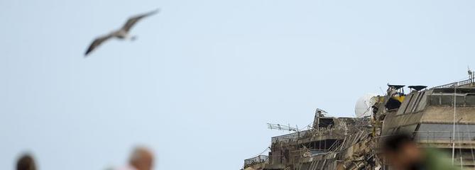 Redressement du Concordia : «Ils l'ont fait!»