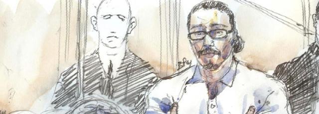 Procès Jawad Bendaoud : «Sur le visage des trois prévenus, il y a le fantôme des terroristes»