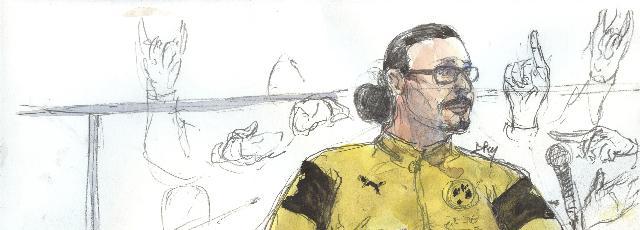 Procès Jawad Bendaoud: le procureur réclame 4 ans de prison