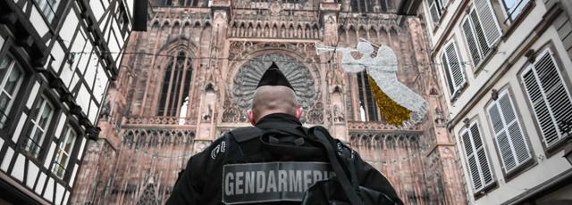Strasbourg : la police diffuse le portrait du suspect et lance un appel à témoins