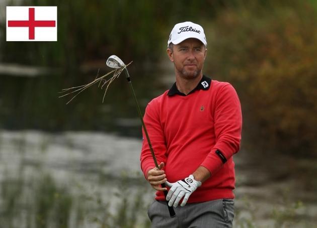 <br/>Mark FOSTER<br/> 36 ans - Professionnel depuis 1995 - 125e mondial, 22e Race to Dubaï - 1ere participation au Vivendi Seve Trophy - Vainqueur de 1 tournoi sur l'European Tour (Dunhill Championship 2003). (DPPI)