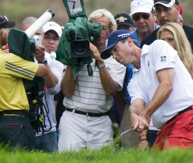 Matt Kuchar, 33 ans, 3 victoires sur le PGA Tour. Passé en Presidents Cup : première participation. (Reuters)