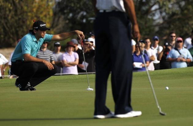Jason Day (Australie), 23 ans, 2 victoires internationales (dont 1 sur le PGA Tour). Passé en Presidents Cup : première participation. (Reuters)