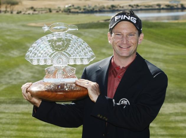 Mark Wilson est l'homme du début de saison sur le PGA Tour. Vainqueur le 16 janvier au Sony Open à Hawaï, il récidive le 6 février au Phoenix Open. Leader précoce de la FedEx Cup, il achève sa saison en 22e position de cette même épreuve et au 62e rang mondial. Le tout en amassant la bagatelle de 3 158 477 dollars sur l'exercice 2011. (Reuters)