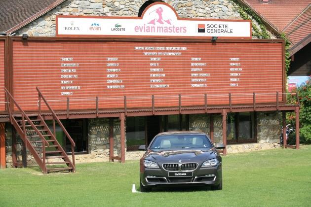 Une finale 2012 au sommet sur un grand parcours de championnat, l'Evian Masters Golf Club (Karin Dilthey)
