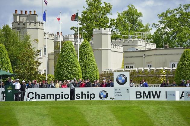 Wenworth est aussi le siège du PGA européen. C'est notamment ici, dans ce décor quelque peu médiéval, que la France a obtenu en mai 2011 le droit d'organiser la Ryder Cup 2018 au Golf National. (F.Froger / D4)