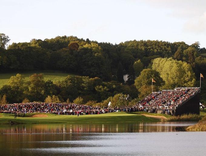 Le Celtic Manor est le théâtre de la 38e Ryder Cup
