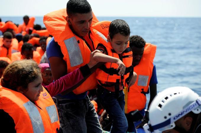 La France va accueillir 60 migrants débarqués à Malte — Aquarius