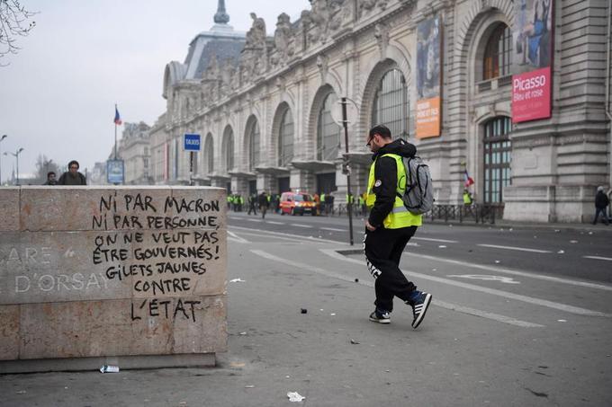 Gilets Jaunes : Le
