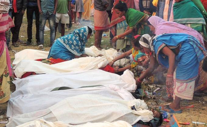Inde : de l'alcool frelaté provoque 98 morts