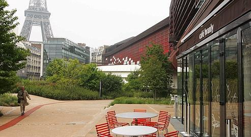 Lire la critique : Le Café Branly