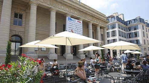Lire la critique : Café de l'Odéon