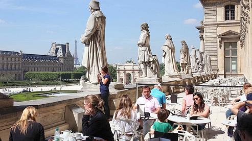 Lire la critique : Café Richelieu (Musée du Louvre)