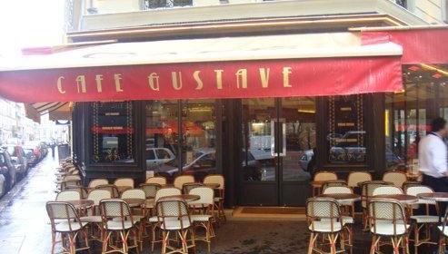 Lire la critique : Café Gustave