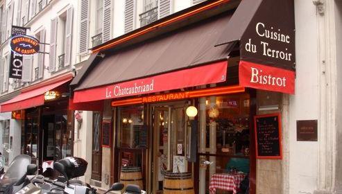 Lire la critique : Le Châteaubriand