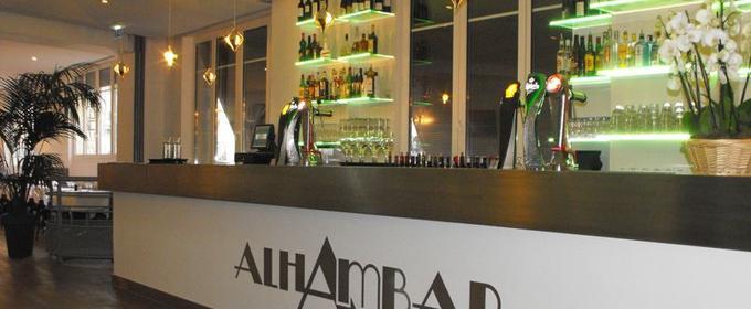 Lire la critique : L' Alhambar